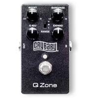 Dunlop CSP030 Q-Zone Fixed Auto-Wah Electric Guitar Effects Pedal (Black)
