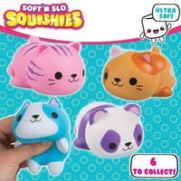 Soft 'N' Slo Squishies Mega Animal Pals - Cover