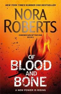 Of Blood and Bone - Nora Roberts (Trade Paperback) - Cover
