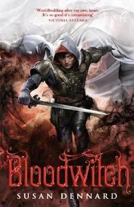 Bloodwitch - Susan Dennard (Hardcover) - Cover