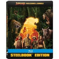 Jumanji: Welcome to the Jungle (Blu-ray)