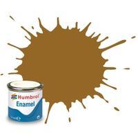 Humbrol - Khaki Matt - 14ml Enamel Paint