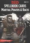 Spellbook Cards - Martial - Wizards Rpg Team (Cards)