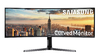 Samsung 43 inch - (32:9) Super Ultra-Wide Curved Gaming Monitor- LED  3840x1200