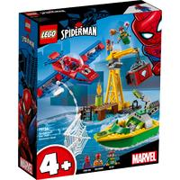 LEGO® Marvel Super Heroes - Spider-Man: Doc Ock Diamond Heist