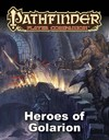 Pathfinder Player Companion - Heroes Of Golarion (Role Playing Game)