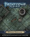 Pathfinder Flip-Mat - Wicked Dungeon (Role Playing Game)