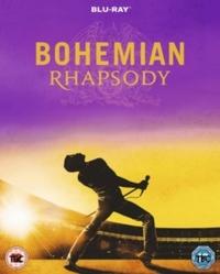 Bohemian Rhapsody (Blu-ray) - Cover