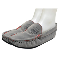 Arsenal Embossed Moccasin Slippers (Size 7-8) - Cover