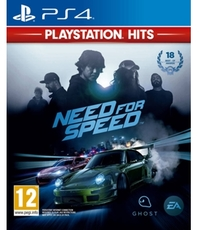 Need for Speed (2015) - PlayStation Hits (PS4) - Cover