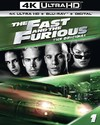Fast and the Furious (Region A - 4K Ultra HD + Blu-Ray)