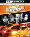 Fast and the Furious:Tokyo Drift (Region A - 4K Ultra HD + Blu-Ray)