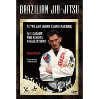 Brazilian Jiu Jitsu:Juji Gatame & Kim (Region 1 DVD)