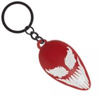 Spider-Man - Carnage Head Key Chain - Cover
