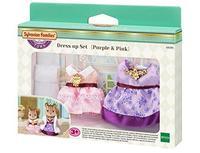 Sylvanian Families - Dress up Set (Purple & Pink) (Playset) - Cover