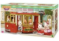 Sylvanian Families - Ride Along Tram (Playset) - Cover