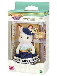 Sylvanian Families - Town Girl Series - Chocolate Rabbit (Playset) - Cover
