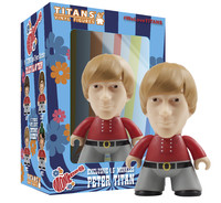 The Monkees - Titans: 4.5 Peter Tork - Cover