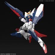 Bandai - 1/144 - Gundam Build Divers Break - Gundam Shining Break (Plastic Model Kit) - Cover