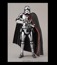 Bandai - 1/12 - Star Wars - Captain Phasma (Plastic Model Kit) - Cover