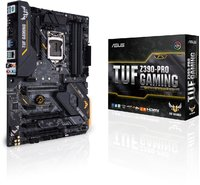 ASUS - TUF Z390-PRO GAMING LGA 1151 (Socket H4) Intel Z390 ATX Motherboard (Supports 9th / 8th Gen Intel Core) - Cover