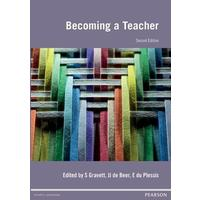 Becoming a Teacher - Sarah Gravett (Paperback)