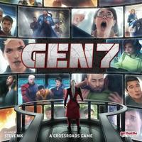 Gen7: A Crossroads Game (Board Game)