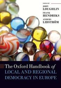 Oxford Handbook of Local and Regional Democracy In Europe (Paperback) - Cover