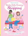 Sticker Dolly Dressing Shopping - Fiona Watt (Paperback)