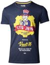 Fallout 76 - Vault 76 Poster Men's T-Shirt (Medium)