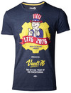 Fallout 76 - Vault 76 Poster Men's T-Shirt (X-Large) Cover