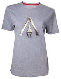 Assassin's Creed Odyssey - Embossed Odyssey Logo Women's T-Shirt (Large) - Cover