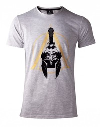 Assassin's Creed Odyssey - Spartan Helmet Men's T-Shirt (Large) - Cover