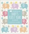 Baby's First Year Journal - Annabel Karmel (Hardcover)