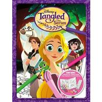 Tangled:Tin of Wonder (Novelty book)