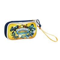 Orange PSP/DS Case - Skylanders Crest - Cover