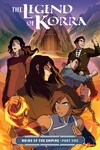 The Legend Of Korra - Ruins Of The Empire - Michael Dante DiMartino (Paperback)