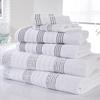 Spa Towel Bale - White (6pc)