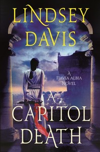 A Capitol Death - Lindsey Davis (Hardcover)