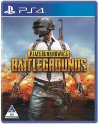 PlayerUnknown's Battlegrounds (PS4) - Cover