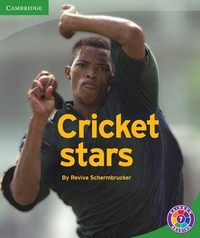 Rainbow Reading 7 Cricket Star Bx a - Schermbrucker  Reviv (Paperback) - Cover