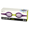 Speedo - Junior Sea Sqaud Skoogle Flexifit Goggle (Green/Purple)