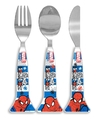 Ultimate 'Spiderman' - Cutlery Set (3pc)