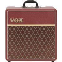 Vox AC4C1 Limited Edition 4 Watt Valve Guitar Amplifier (Maroon Bronco)
