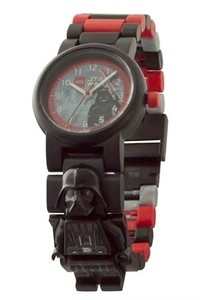 LEGO ClicTime - LEGO Star Wars - Darth Vader Minifigure Link Watch - Cover