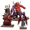 Kings of War: Vanguard - Abyssal Faction BD (Miniatures)