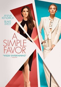 Simple Favor (Region 1 DVD) - Cover