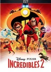 Incredibles 2 (Region 1 DVD)