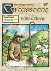 Carcassonne - Expansion 9 - Hills & Sheep (Board Game)