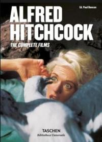 Alfred Hitchcock - Paul Duncan (Hardcover) - Cover